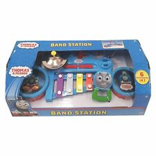 Thomas & Friends Toy Band Station 6 Musical Instruments In 1 Drums Etc New Boxed