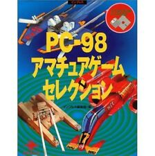 PC-98 Amateur Game Selection Book w/Extra