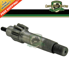 SBA334130041 NEW Ford Tractor Steering Sector Shaft 1300, 1500, 1700