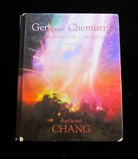 General Chemistry ~ The Essential Concepts ~ Raymond Chang ~ 2006 ~ Hardcover