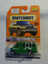 Matchbox - MB 24 Chevy Transport Bus -  OVP - Blister