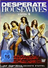 DESPERATE HOUSEWIVES, Staffel 6 (6 DVDs) NEU+OVP
