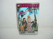 The Truth About Cats And Dogs VHS Video Tape Movie Uma Thurman