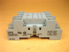 Square D -  8501-NR45 -  Relay Base
