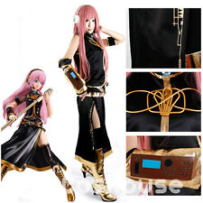 VOCALOID Megurine Luka Cosplay Party Halloween Costume Custom Any Size XS-XXL