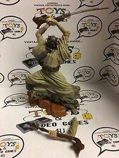 Star Wars Unleashed TUSKEN RAIDER  Figure PVC STATUE Loose