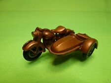MATCHBOX  LESNEY  - 66  HARLEY  &  SIDECAR  - GOOD CONDITION