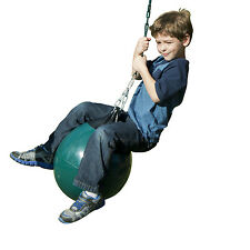Buoy Ball Swing on Chain Playground Fort Cubby House Backyard Outdoor Fun NEW