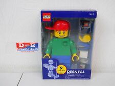 LEGO DESK PAL 6101 STATIONERY SYSTEM 9 HANDY DESK OFFICE TOOLS SCHOOL FIGURE