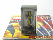 Classic Marvel Figurine Collection Wolverine Issue 2 Boxed Complete