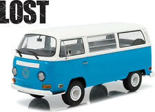 GREENLIGHT 19011 Artisan Collection Lost 1971 Volkswagen Dharma Van  1:18 Scale