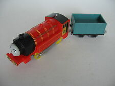 VICTOR  Motorised Battery Engine for Wooden Train Track ( Brio Thomas Tomy )
