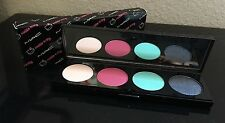 MAC Hello Kitty Too Dolly Eye Shadow Eyeshadow Palette 4 Quad Makeup NIB Limited