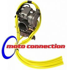 5 PIECE MBO SPORT CARB  CARBY  HOSE KIT - YELLOW  SUZUKI RM85 RM125 RM250 RMZ