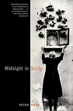 Midnight in Sicily Robb, Peter Paperback
