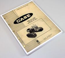 CASE 310 UTILITY CRAWLER TRACTOR PARTS MANUAL CATALOG SKID STEER ASSEMBLY