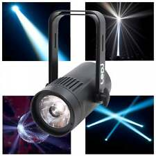 LED Pinspot Par36 White Pin Beam 15W (165w Equiv) Mirror Ball DMX Spot Light