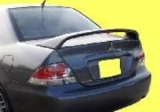 PRE-PAINTED FOR MITSUBISHI LANCER RALLIART 2004 2005 2006 2007  SPOILER WING
