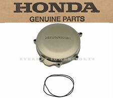 New Genuine Honda Magnesium Clutch Cover and Gasket 2000-2007 XR650 R OEM #D56