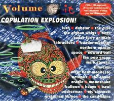 Volume Sixteen-Copulation Explosion! 1 cd + 1 cds + book sealed Cure Beck Pop