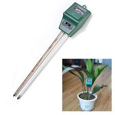 3-in-1 Home Garden Plant Flower Digital Tester PH Soil Moisture Testing Meter