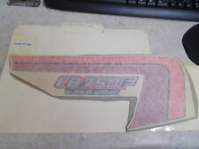 NOS OEM Honda Right Side Cover Stripe(Type1)1982 CB750F-C 87128-MC3-670ZA