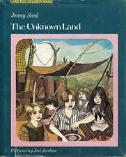 Long Ago Children Books: THE UNKNOWN LAND J. Seed  South Africa  1976 Hcv DJ 1st