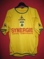 Maillot Fc Nantes Synergie Le Coq Sportif Shirt vintage TBE - S
