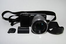 Sony Alpha NEX-3 14.2MP Digital Cameras w/ sony 18-55mm F3.5-5.6 Lens  e-mount