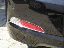 Chromstreben für Hyundai I20 GB Reflektoren Stoßstange hinten Chrom Tuning