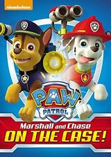 Paw Patrol: Marshall & Chase On The Case (2015, DVD NIEUW) 032429210357