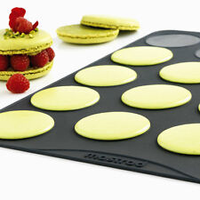 Mastrad of Paris Premium Silicone Large Macaron Baking Sheet BPA FREE F45401