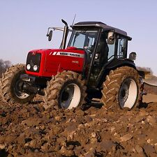 MF Massey Ferguson Tractor Workshop Manuals 4400 Series