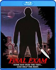 Final Exam (2014, REGION A Blu-ray New)