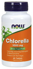 NOW Foods - Chlorella 1000 mg - 60 Tablets