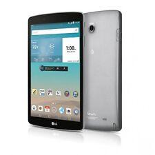 LG G Pad F V495 8.0 4G LTE - Wi-Fi AT&T GSM Unlocked Silver New