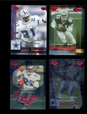 1999 Collectors Edge DEION SANDERS Dallas Cowboys MILLENNIUM Card Lot