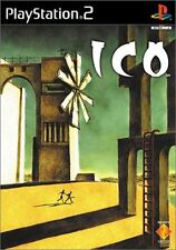 Used PS2 ICO Japan Import (Free Shipping)