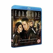 Farscape The Peacekeeper Wars Claudia Black Blu-Ray New Fast Post 5055298093642