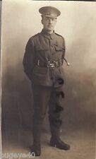 WW1 Pte A H Gardner 2/18 London Regiment London Irish 2nd Royal Irish Regiment
