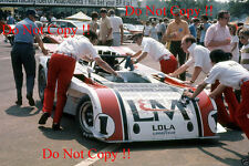 Jackie Stewart Carl Haas Racing Lola T260 Road Atlanta Can Am 1971 Photograph 2