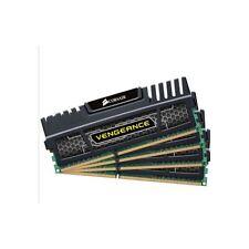 Corsair Vengeance 32GB 4X8GB Quad Channel DDR3 1600MHz PC3-12800 DIMM Desktop