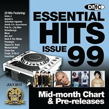 New DMC Essential Hits Voluime Issue 99 June 2013 Release