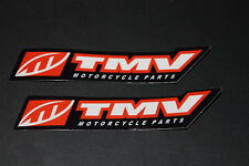 +121 TMV Motorcycle Parts Racing Aufkleber Decal Sticker Kleber Autocollant