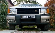 LAND ROVER  DISCOVERY 2 TD5 FRONT SPOILER  LIGHT GUARDS