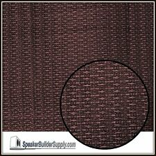 Oxblood grill cloth -replacement for Fender amps 48in x 36in size