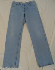 3421 Mens Levis 550 Relaxed Fit Blue Jeans, size 36 W x 36 (35) L