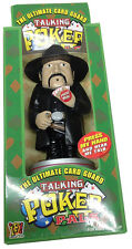 CARD GUARDS - NEW TALKING DUDE PAL AMUSE & ANNOY OTHER PLAYERS - FREE SHIPPING *