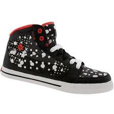 Gravis Lowdown HC Shoes (7) Black & White Dots