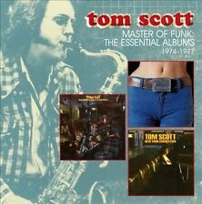 Master of Funk: The Essential Albums 1974-1977 by Tom Scott (CD, Nov-2013, 2...